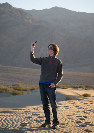 Las Vegas and Death Valley December 2014