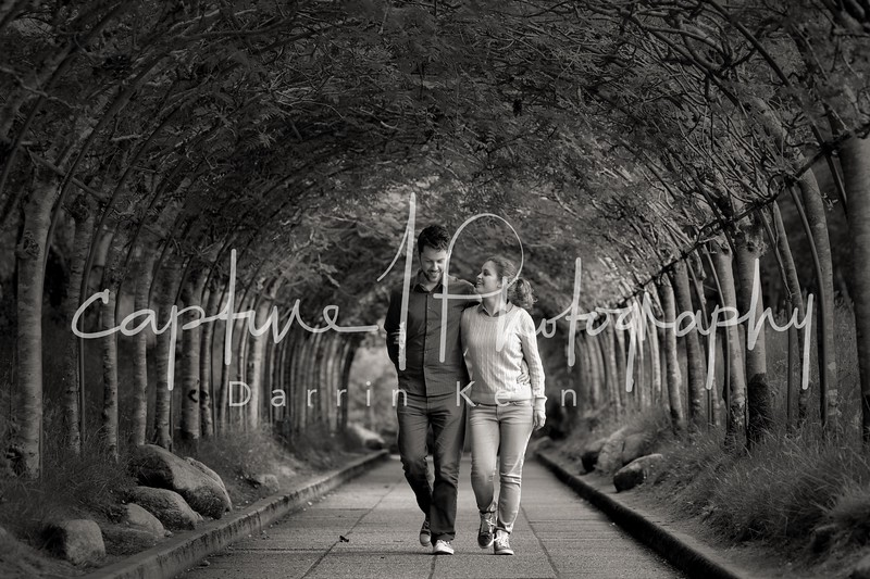 Walking the tunnel