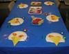 Field Library Bird Craft Table