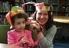 Mt. Vernon Library Mardi-Gras Craft