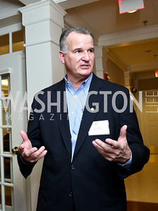 Jim Zabora. Photo by Tony Powell. Life With Cancer's 25th Anniversary Brunch. January 26, 2014