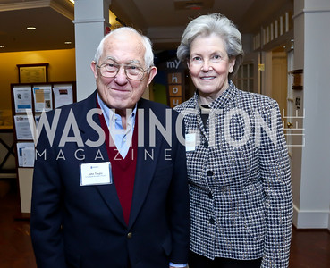 John and Nina Toups. Photo by Tony Powell. Life With Cancer's 25th Anniversary Brunch. January 26, 2014