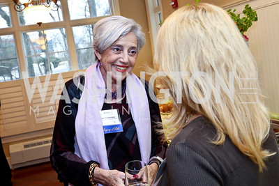 Fern Bekenstein. Photo by Tony Powell. Life With Cancer's 25th Anniversary Brunch. January 26, 2014