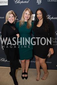 Sherrie Beckstead, Sara Beckstead & Alison Beshai