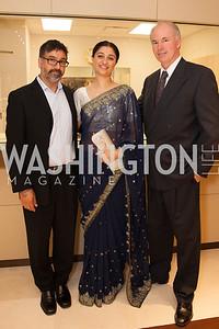 Benny Singh, Anjana Singh, Paul Witchie