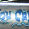 Back: Who You Callin' a CRAB? Baltimore, Maryland <br /> Front:  Who You Callin' a CRAB?<br /> Floater:  Crab<br /> Style: Classic<br /> Color: blue clear<br /> Cost: $6.00<br /> Category: States K L M N