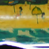 Back: South Carolina<br /> Front:  beach scene<br /> Floater: colorful sailboats<br /> Style: Classic<br /> Color: black<br /> Cost: $6.00<br /> Category: States R S T U V W