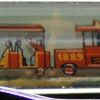 Back: Spokane, Washington<br /> Front:  merry go round and ducks walking<br /> Floater: tram train with people<br /> Style: Classic<br /> Color: light blue<br /> Cost: $6.00<br /> Category: Washington State