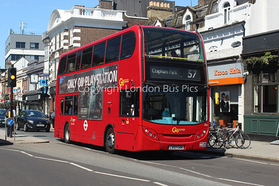 E82, LX57CKN, London General