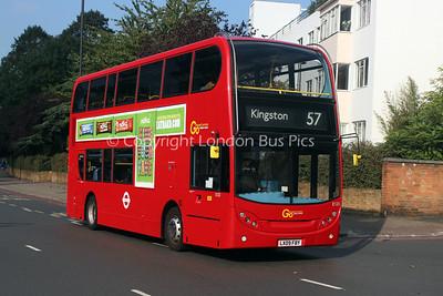 Go Ahead London (E and EN Class)