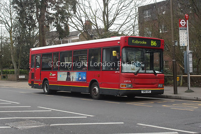 LDP194, SN51UAG, London General (T/A London Central)