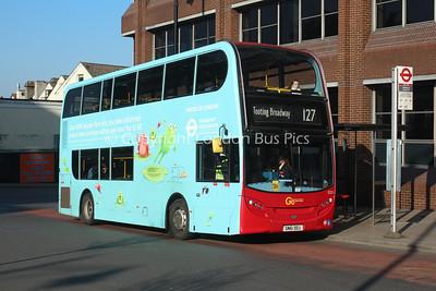 E221, SN61DEU, London General (T/A Metrobus)
