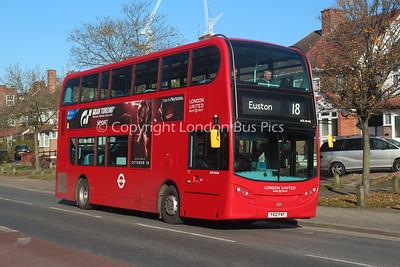ADE40416, YX12FNY, London United