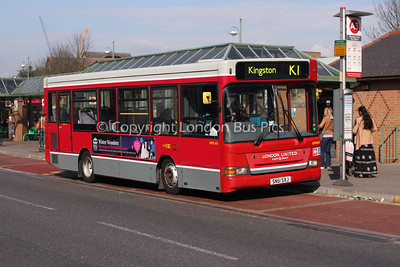 DPK615, SN51SXJ, London United