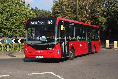 DE20129, LJ16EXL London United