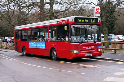 DPS541, Y541XAG, London United