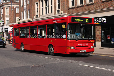 DPS653, LG02FFX, London United