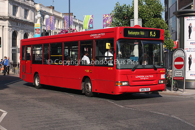 DPS598, SN51TEO, London United