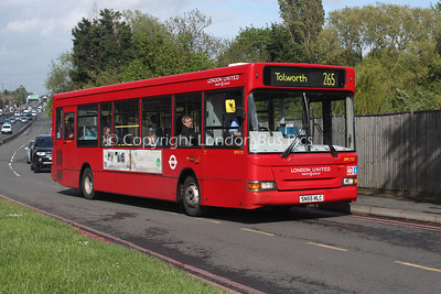 DPS722, SN55HLC, London United