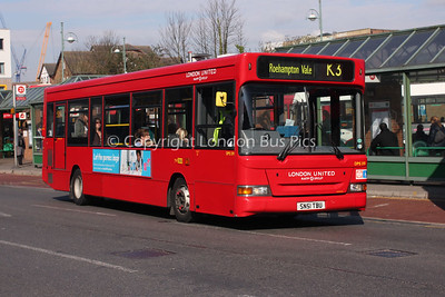 DPS591, SN51TBU, London United