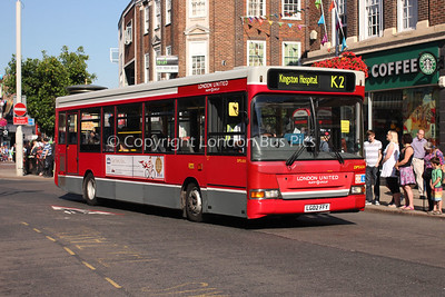 DPS654, LG02FFY, London United