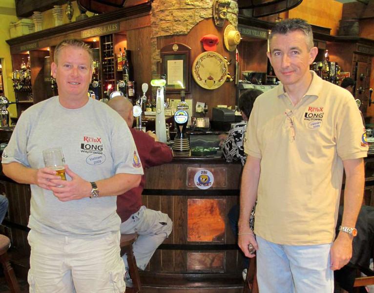6am Dubai Airport Irish Village Pub