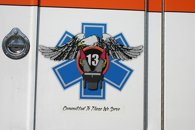 Insignia found on the former Rescue 613.