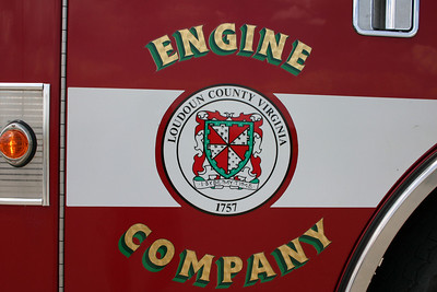 Loudoun County operates a variety of reserve engines, ladder truck, training center apparatus, etc. as part of their fleet.