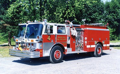 Former Engine 4, a nice 1985 Hahn/1999 LSI, 1500/500.  ex - Stonewall Jackson (Prince Willliam County), Virginia.