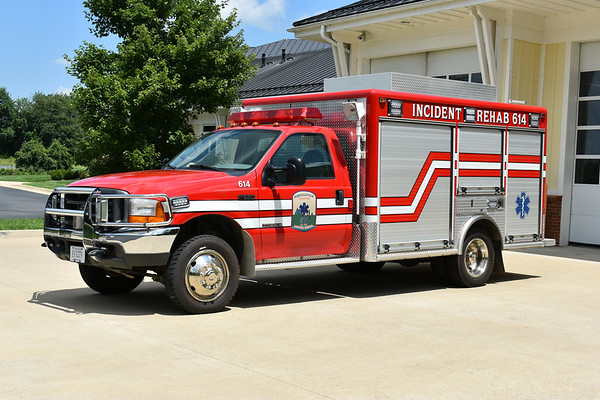 Company 14 - Purcellville Rescue Squad