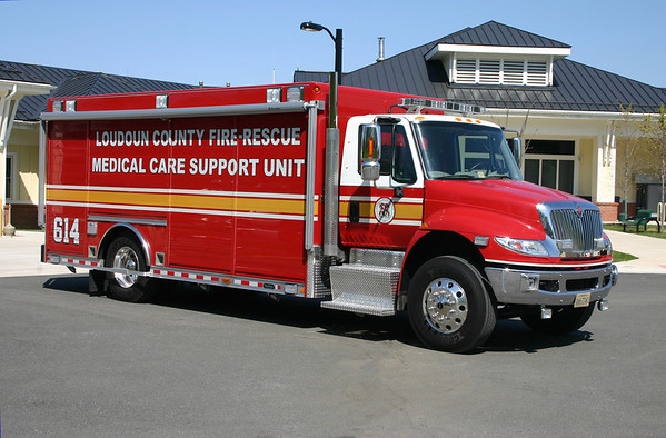 Station 14 - Purcellville Rescue Squad