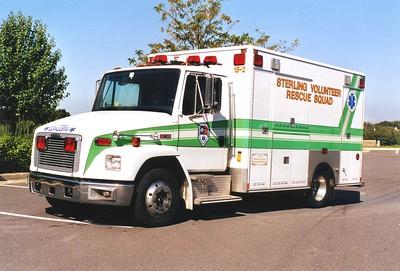 Former '15-2', a 1996 Freightliner 60/Medic Master.