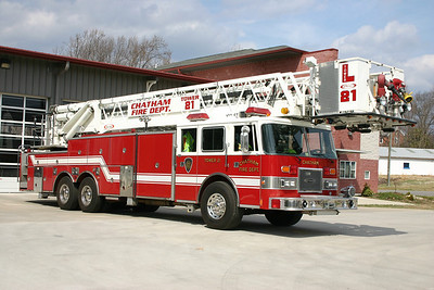 The first Tower 19 in South Riding now runs at Chatham, Virginia (located between Lynchburg, VA and Danville, VA).