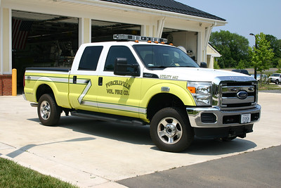 Utility 602 is a 2010 Ford pick up outfitted by FastLane, also located in Purcellville.