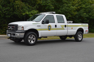 Utility 1102 is a 2004 Ford F-350 that was bought from Ashburn, Virginia.