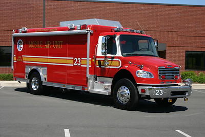 Another view of Mobile Air Unit 623, now MAU 608.