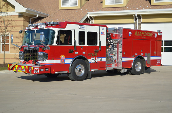 Station 24 and 35 - Sterling Fire and Rescue