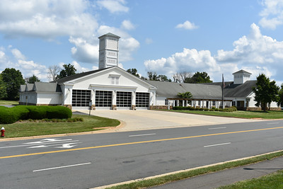 Sterling's Station 18 for Fire and Station 25 for Rescue - Loudoun County.