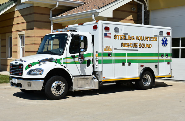 Station 35 - Sterling Rescue (Kincora station)