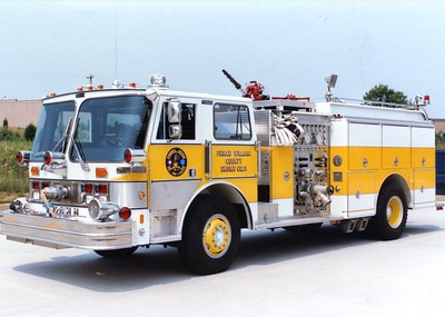 Former Wagon 11, a 1985 Hahn 92, 1500/500.  Sold to Round Hill, Virginia (Loudoun County), in 1998.