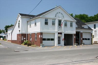Round Hill Volunteer Fire Department - Station 4.