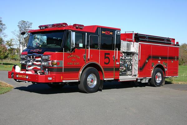 Station 5 - Hamilton Fire
