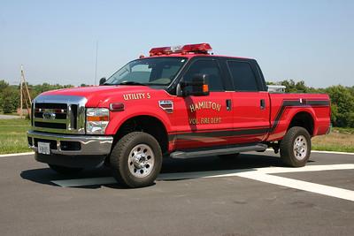 Utility 605 is a 2008 Ford Super Duty outfitted by FastLane.