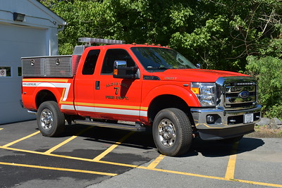 Aldie, Virginia in Loudoun County Utility 607, a 2015 Ford F350 and equipped by Keplinger Repair in 2016.