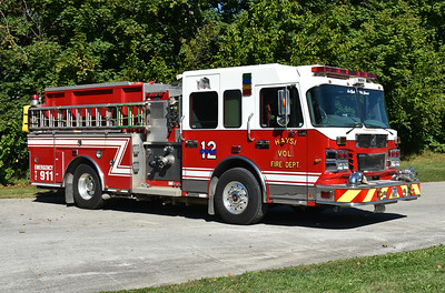 Hasi, Virginia's Engine 12 officer side view.