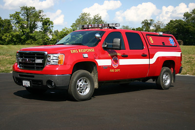 Philomont does not have an ambulance/medic unit assigned to the station.  As a result, SERV (Special Emergency Response Vehicle ) 608 is used as an EMS first responder.  It is a 2008 GMC Sierra equipped by FastLane.