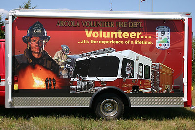 Support 609 - fire side which also shows Rescue Engine 609.
