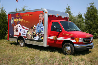 The other side of Support 609 focuses on EMS.