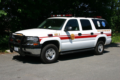 SERV 609 (Special Emergency Response Vehicle).  It is a 2005 Chevrolet Suburban/FastLane.