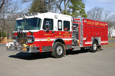 Rescue Engine 609 in Arcola was a 2005 Spartan Gladiator/Ferrara  1500/750.  It was sold in January of 2014 to New Washington, Indiana.